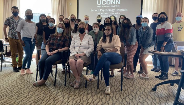 UConn School Psychology Program Orientation and Welcome, Fall 2021+